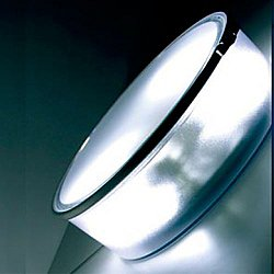 Box Round Wall Sconce or Ceiling Light
