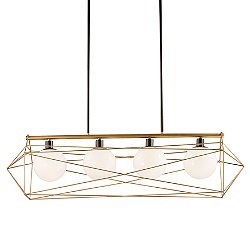 Necto Linear Suspension Light