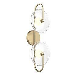 Hera LED 2-Light Wall Sconce