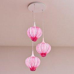 Perlina Trio LED Pendant Light