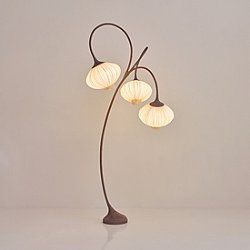 Palm Tree LED Floor Lamp