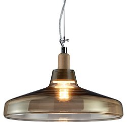 Dover Glass Pendant Light