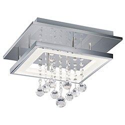 Dorian Square LED Flush Mount Ceiling Light