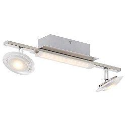 Santiago LED Adjustable Track Light