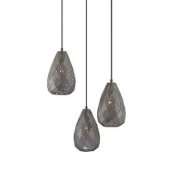 Onyx Multi-Light Pendant Light