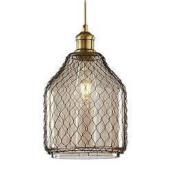 Margit Glass Pendant Light