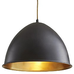 Egg Drop Pendant Light