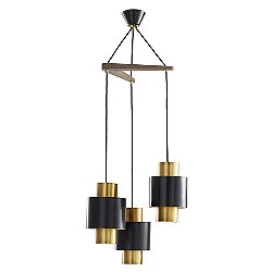 Jonas Multi-Light Pendant Light