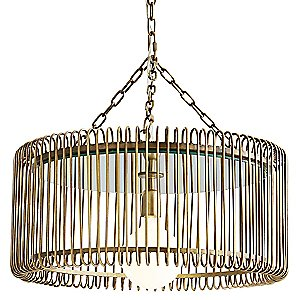 Oren Drum Pendant Light by Arteriors