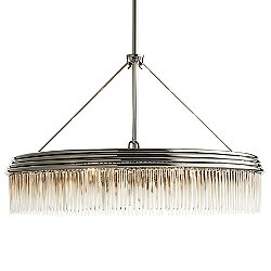 Quill Drum Pendant Light