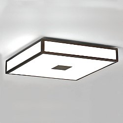 Mashiko 400 Square Flush Mount Ceiling Light