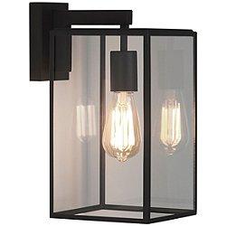 Box Outdoor Wall Light