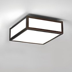 Mashiko Square Bath Wall / Ceiling Light