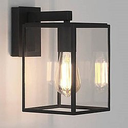 Box Outdoor Wall Sconce by Astro (Small) - OPEN BOX RETURN
