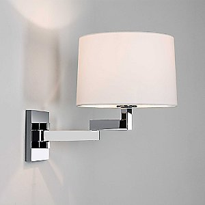 Momo Adjustable Swing Arm Wall Sconce by Astro Lighting