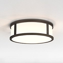 Mashiko Round Flush Mount Ceiling Light
