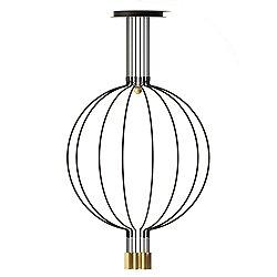 Liaison LED 8 Light Pendant Light