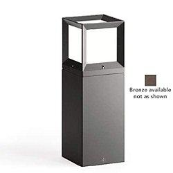 LED Garden and Pathway Bollard - 77330 (Bronze) - OPEN BOX RETURN