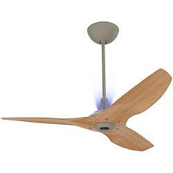 Haiku Caramel Bamboo Ceiling Fan with UV Clean Air System