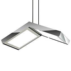 Quadra Double LED Pendant Light