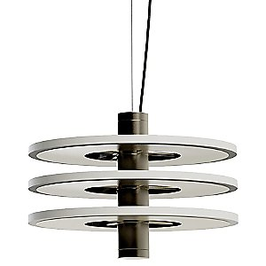 Staxx 3-Tier LED Pendant Light by Blackjack Lighting