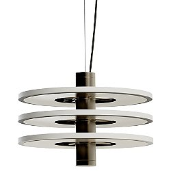 Staxx 3-Tier LED Pendant Light