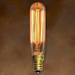 Nostalgic Edison T6 Tube Vintage Thread Filaments Lamp