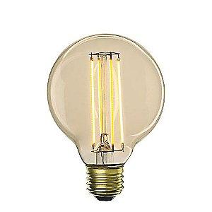 Nostalgic Globe LED Filaments Lamp by Bulbrite