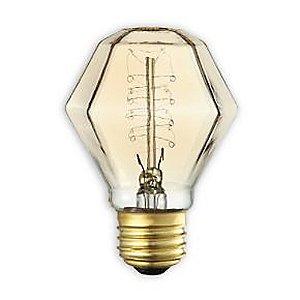 Gem Antique Spiral Lamp by Bulbrite