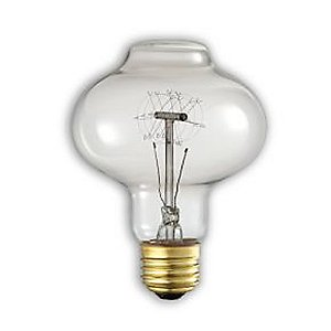Lantern Antique Loop Lamp by Bulbrite