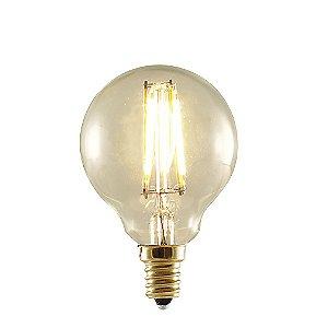 Nostalgic Globe Lamp by Bulbrite