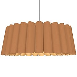 Renata Acoustic Pendant Light