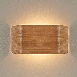 Zen LED Wall Sconce by Bruck Lighting (Oak)-OPEN BOX RETURN