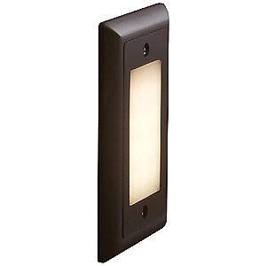 Ledra Opal Step Light by Bruck Lighting