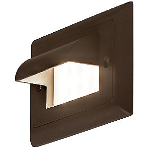 Ledra Horizontal Cove Step Light by Bruck Lighting