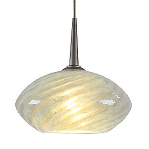 Pandora LED Pendant Light by Bruck Lighting