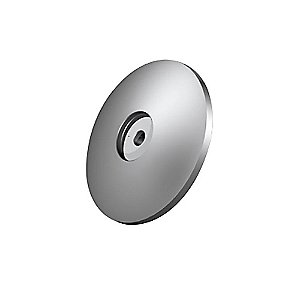 High-Line Wall Plate - Chrome by Bruck Lighting
