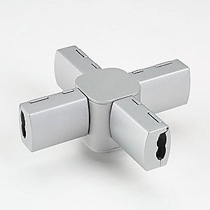 Zonyx Cross Connector by Bruck Lighting