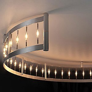LED Flight Track by Bruck Lighting
