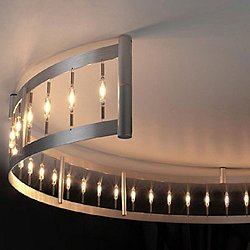 LED Flight Track