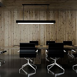 T-Light LED Linear Suspension Light