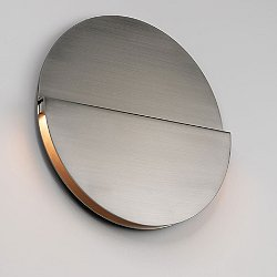 Plateau Round LED Wall Sconce