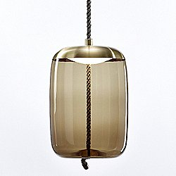 Knot Cilindro Pendant Light