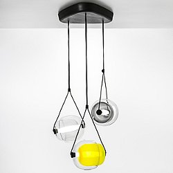 Capsula Multi-Light LED Pendant Light