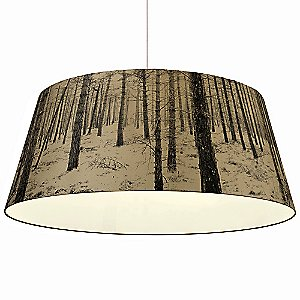 Shady Tree Forest Extra Large Pendant Light by Brunklaus Amsterdam Lighting