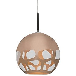 Rocky Pendant Light