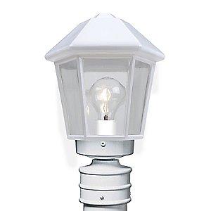 Costaluz 3272 Series Outdoor Post Light by Besa Lighting