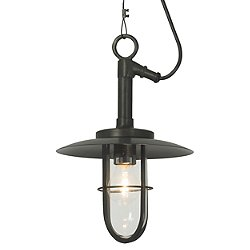 Ship's Well Glass Mini Pendant Light