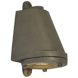 Mast Outdoor Wall Sconce(Weathered Bronze) - OPEN BOX RETURN