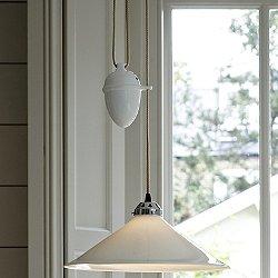 Cobb Rise and Fall Large Pendant Light